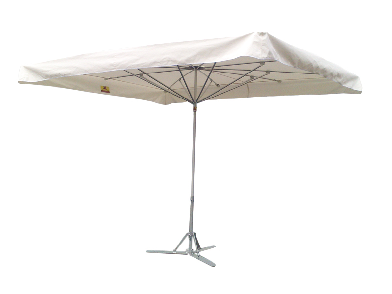 parasol de marche 400x300 ecru lambrequin droit sans pied probroc. Black Bedroom Furniture Sets. Home Design Ideas