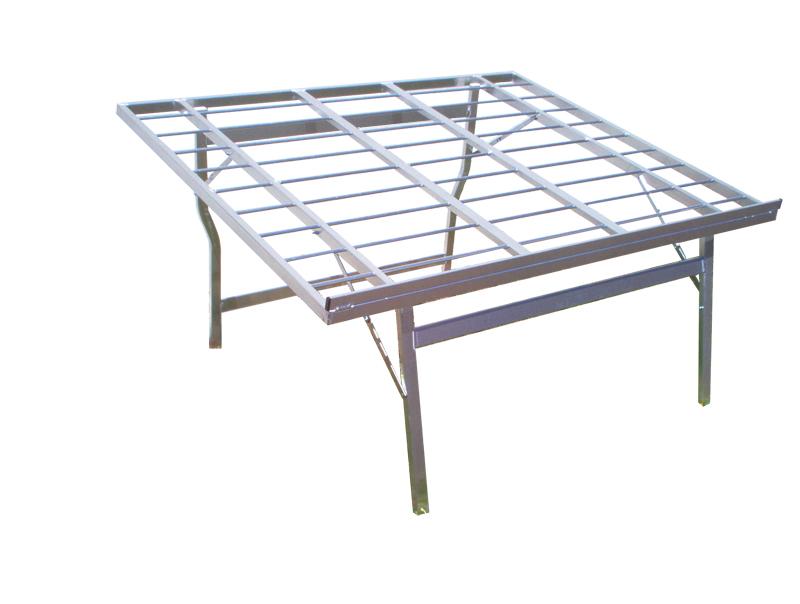 TABLE INCLINEE 150X120 H9060  PROBROC  Equipements de marché -> Acheter Grosse Roues Pour Table